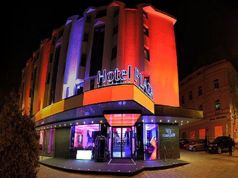 Hotel Plaza **** Tg.Mures - Targu Mures