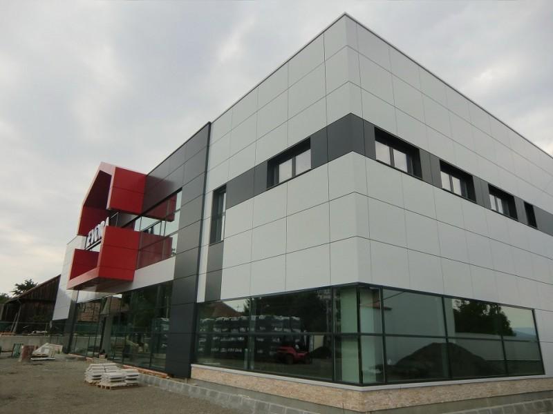 Centru comercial Evora Reghin - Targu Mures